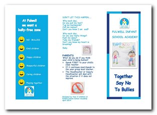 Fulwell infant school anti bullying our anti bullying certificate altavistaventures Image collections